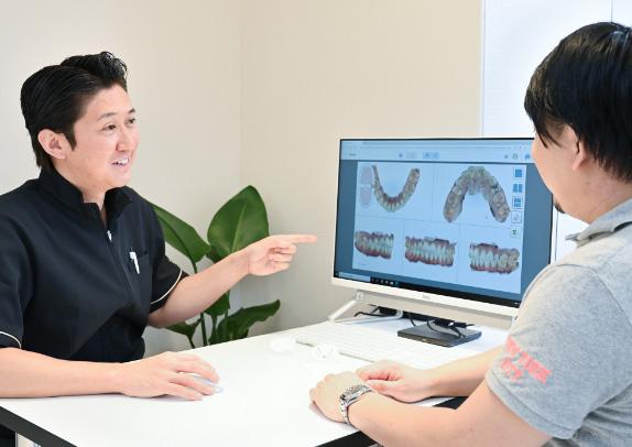 戸越銀座KT歯科 強制治療の流れ1 ヒアリング